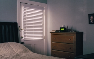 Time Lapse, Bedroom © 2014 Stephanie Goode