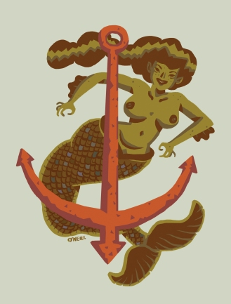 Fisherman's Folly Mermaid